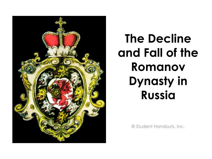 a history of the rule of nicholas ii romanov a russian czar Nicholas's abdication was an opportunity to bring a permanent end to czarist rule , nicholas nicholas ii and the russian smithsonian smartnews history.
