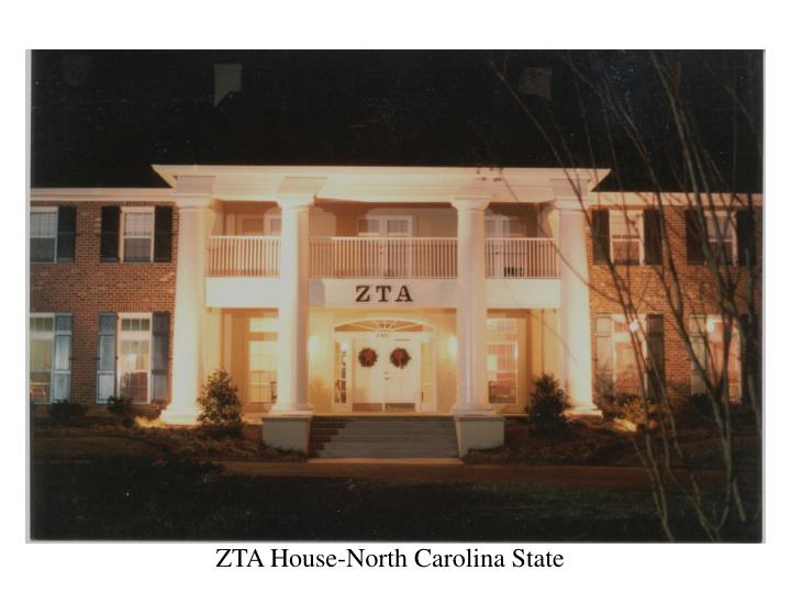 ZTA House-North Carolina State