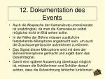12 dokumentation des events93