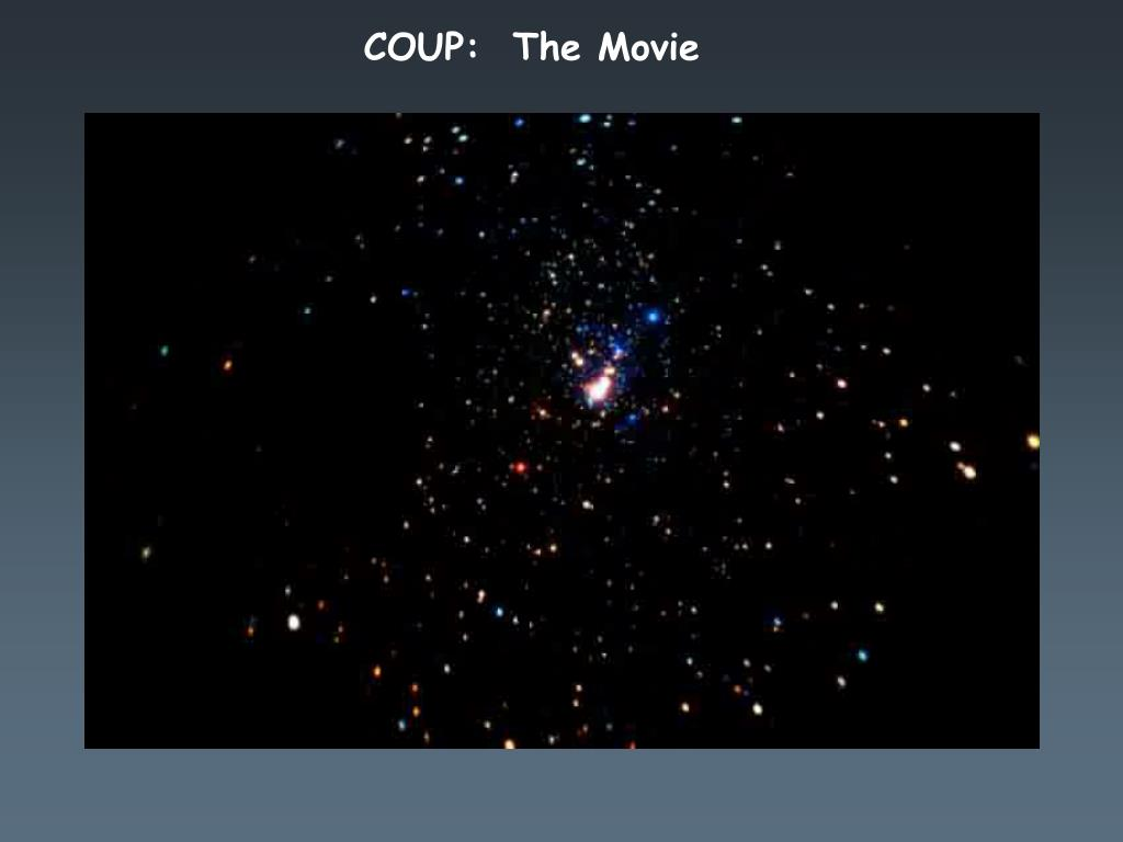 COUP:  The Movie