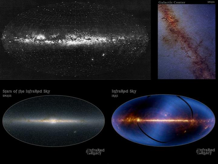 Gas and dust and stellar nurseries
