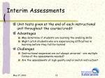 interim assessments1