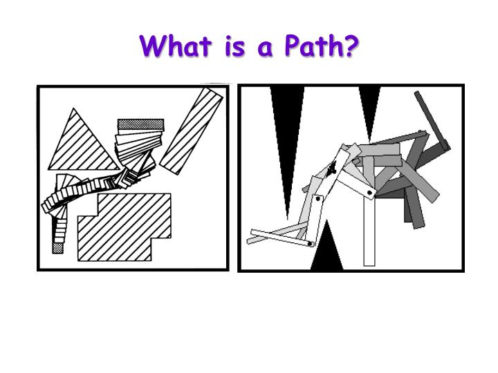 What is a path