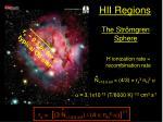 hii regions