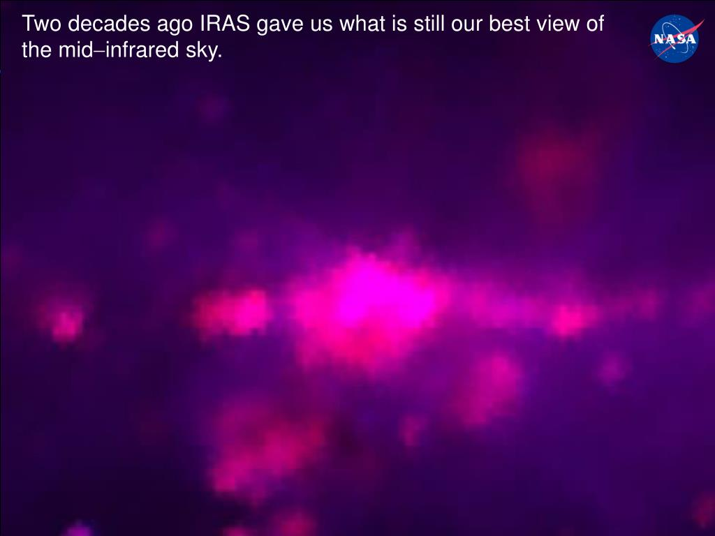 Two decades ago IRAS gave us what is still our best view of the mid