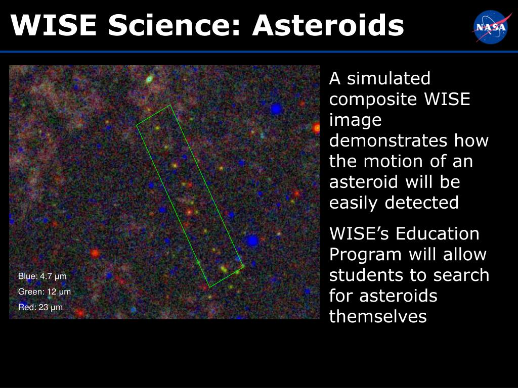 WISE Science: Asteroids