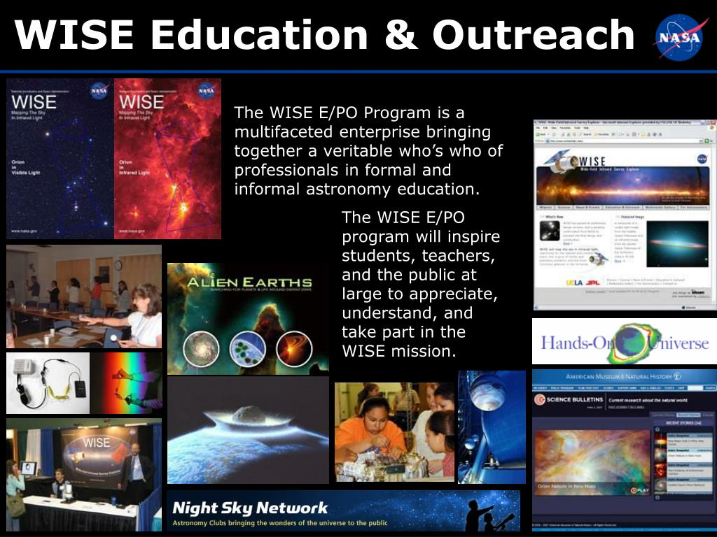 WISE Education & Outreach