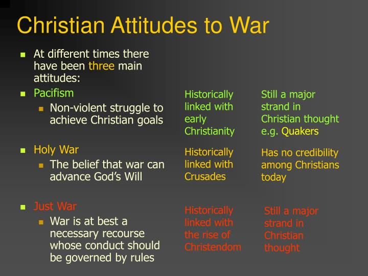 attitudes towards war from different aspects Get an answer for 'how did american attitudes change towards immigrants during the 1920s' and find homework help for other history questions at enotes during the 1920s, the political and social climate of the united states became nativist, meaning that many people were unfriendly towards the.