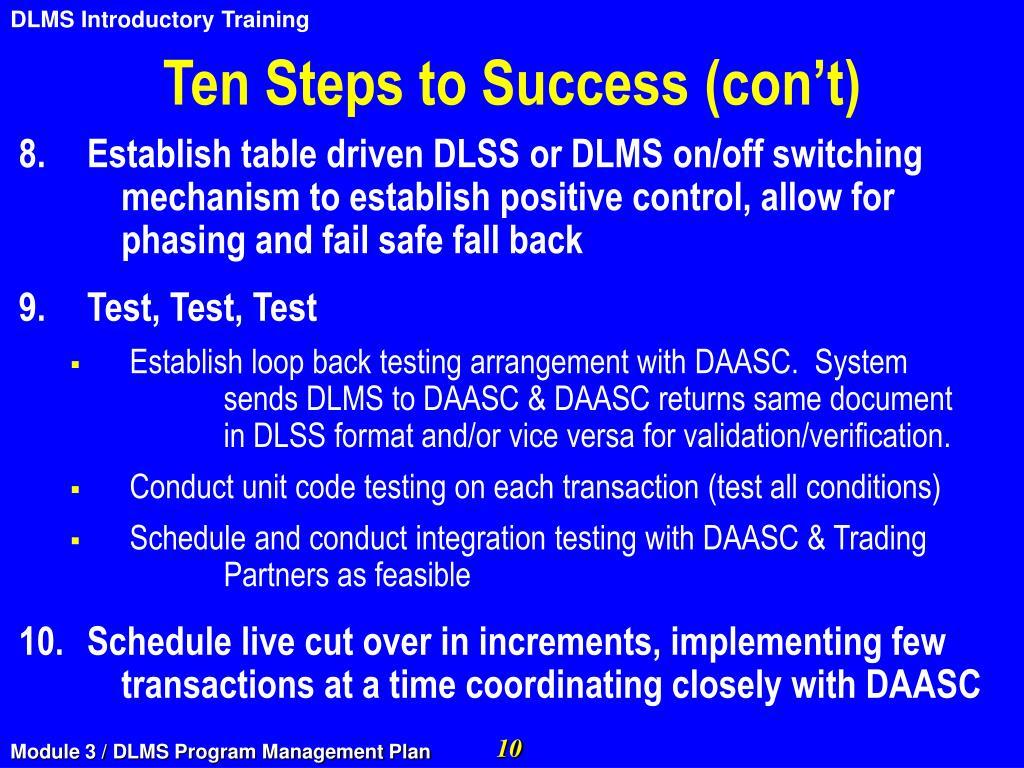 PPT - Defense Logistics Management System (DLMS