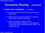 transaction routing continued2