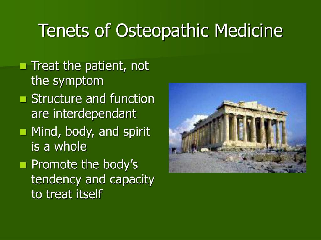 Doctor Of Osteopathy Schools >> PPT - Student DOctor Michigan State University College of Osteopathic Medicine PowerPoint ...
