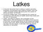 latkes