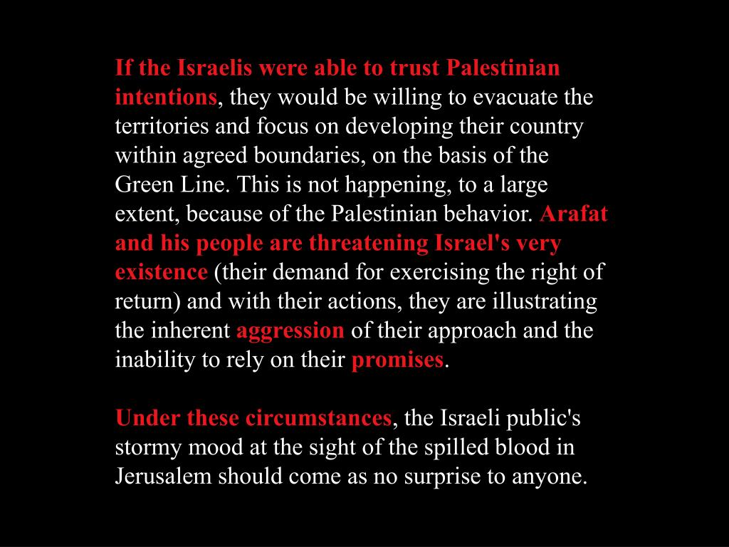 If the Israelis were able to