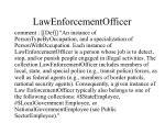 lawenforcementofficer