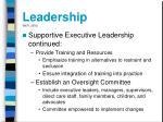 leadership neti 20031