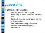 leadership neti 20035
