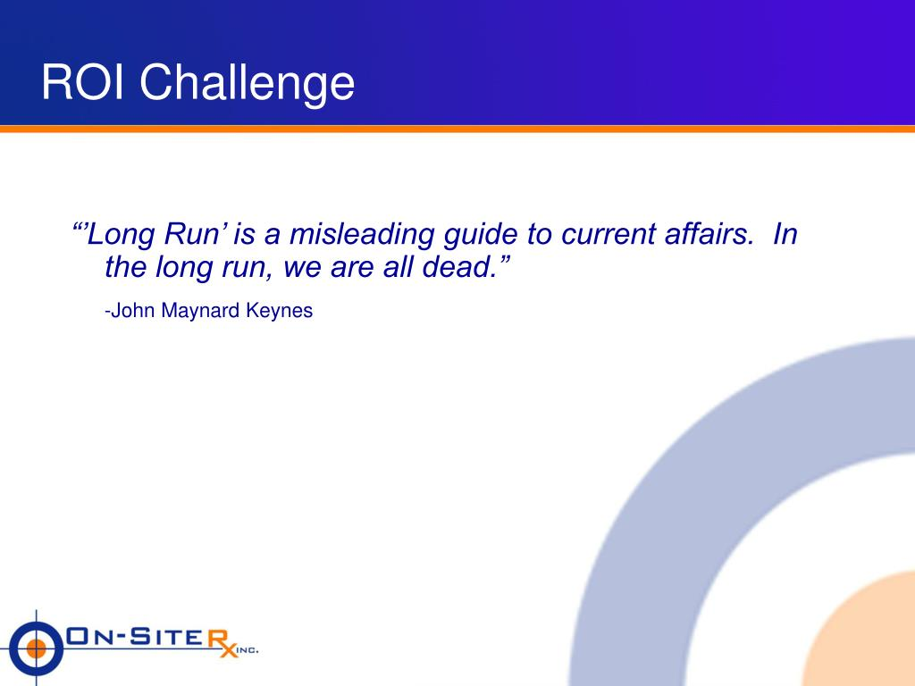 ROI Challenge