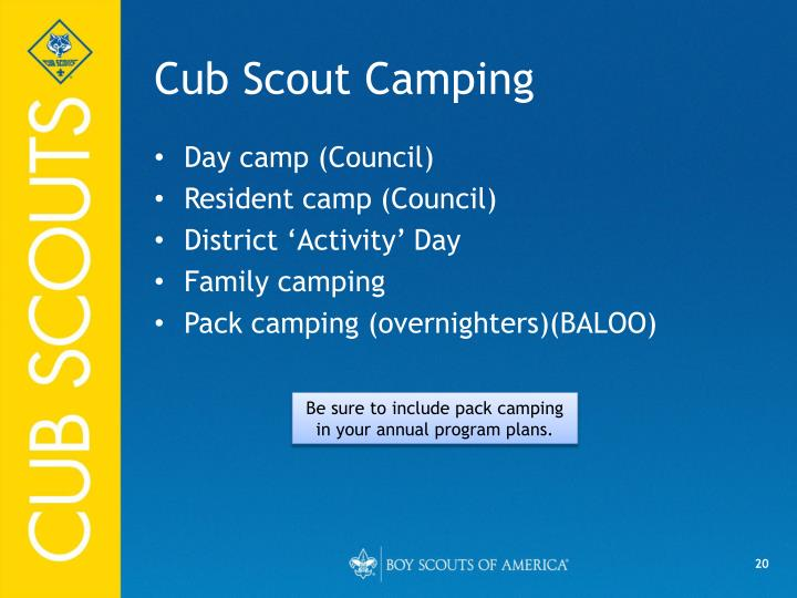 cub scout powerpoint template - ppt the cubmaster powerpoint presentation id 827125