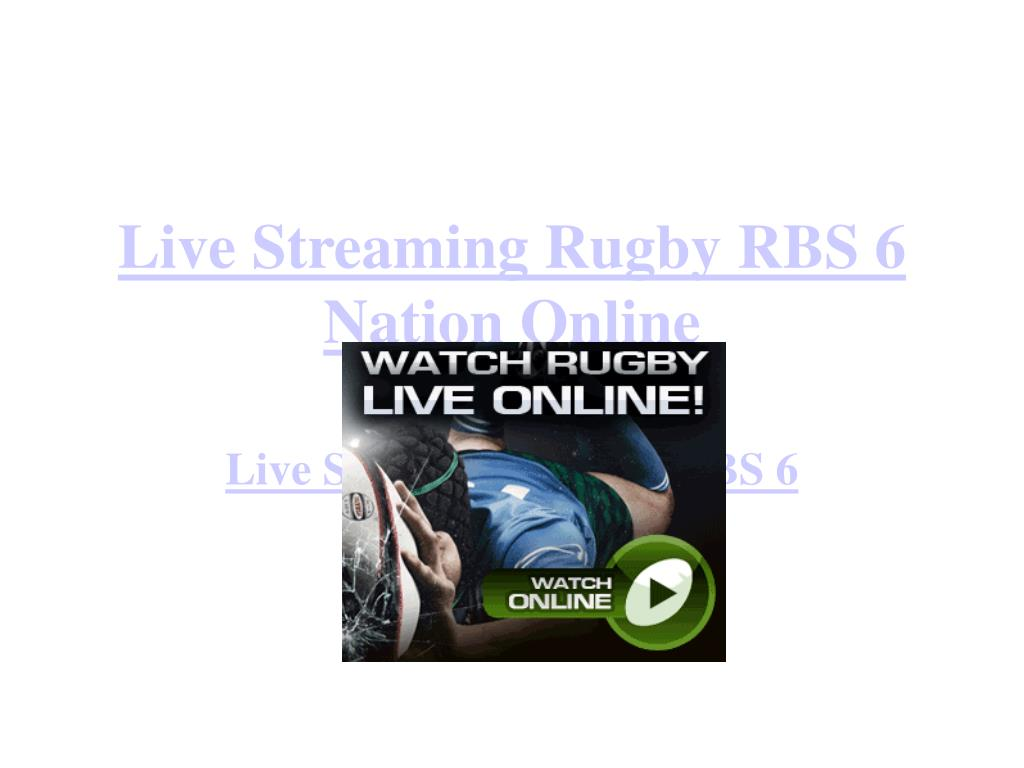 live streaming rugby rbs 6 nation online l.