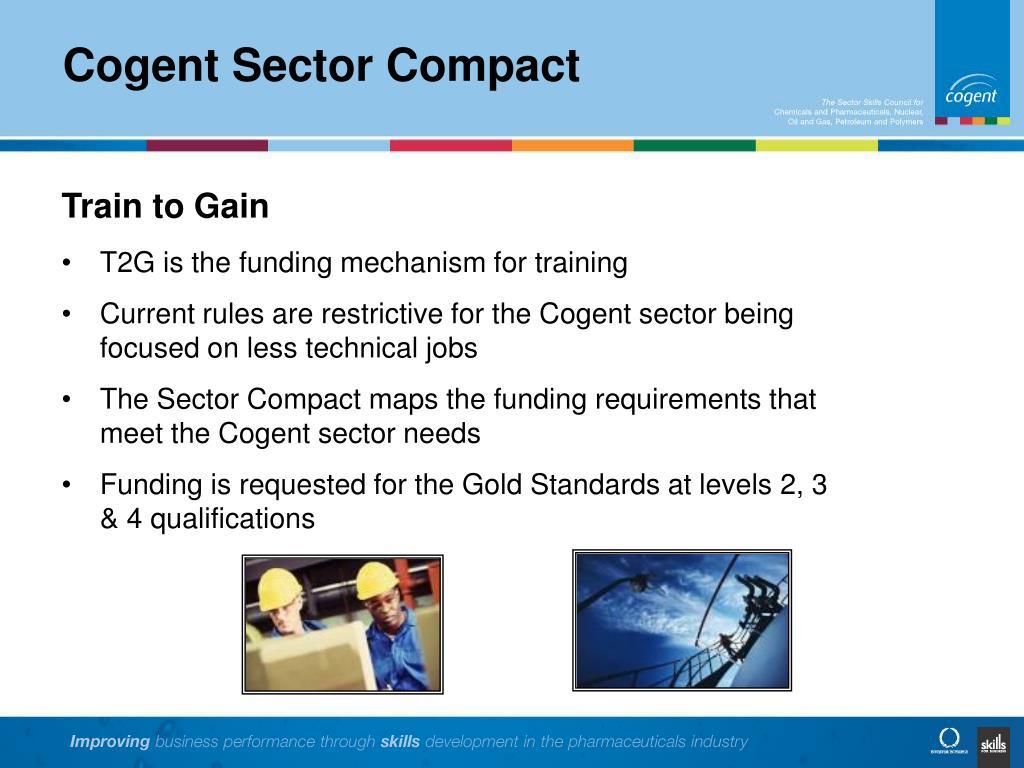 Cogent Sector Compact