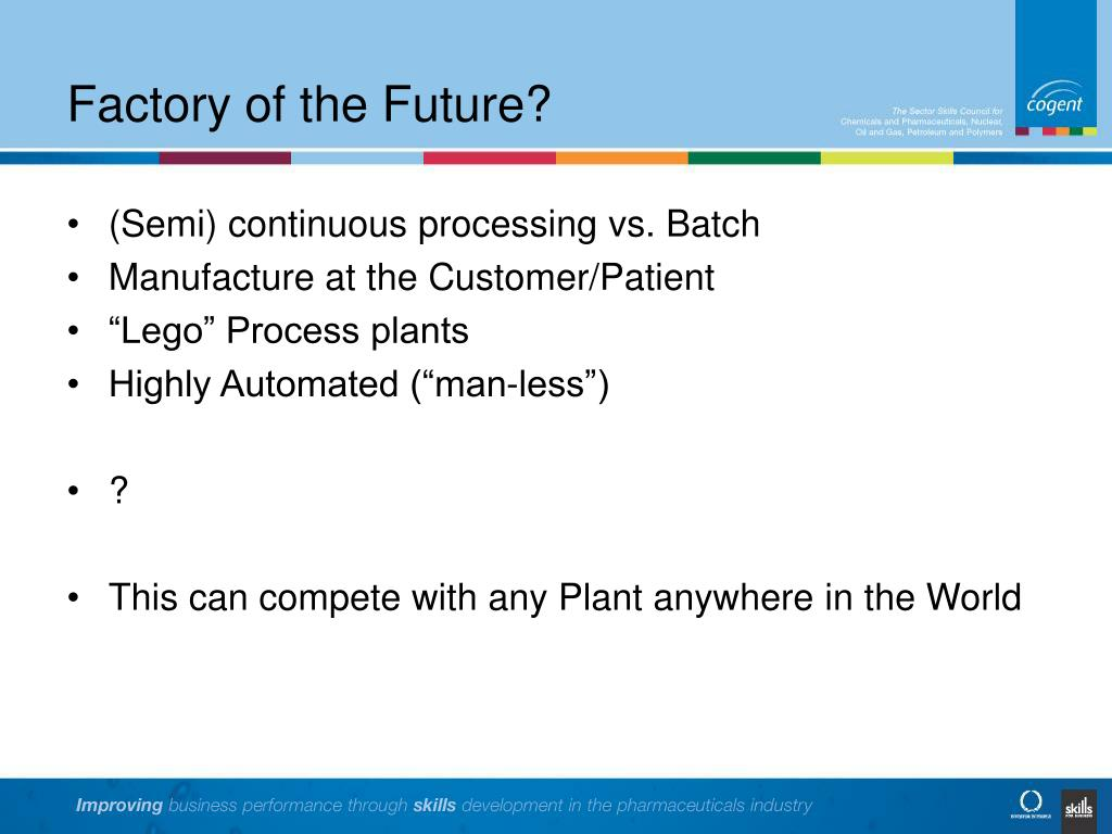 Factory of the Future?