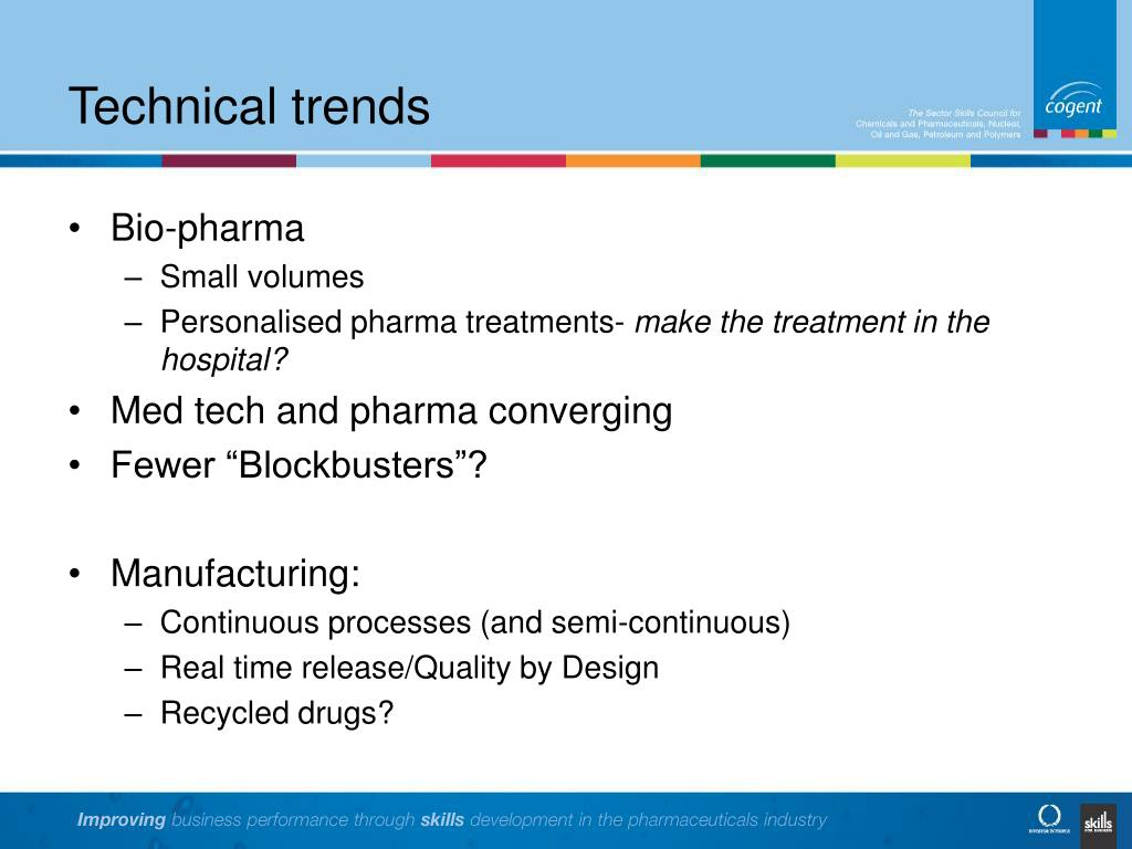Technical trends