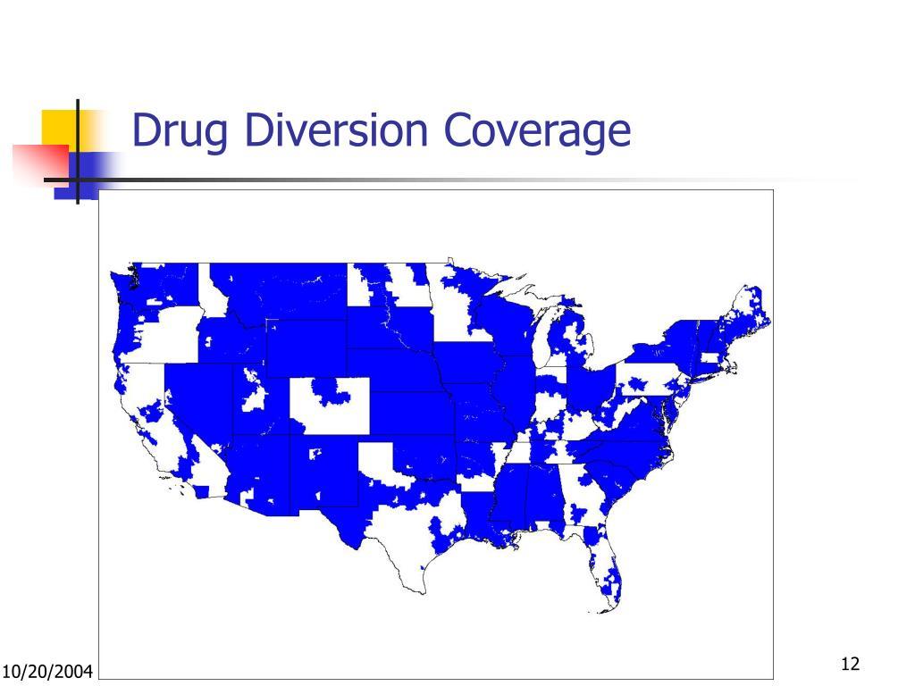 Drug Diversion Coverage