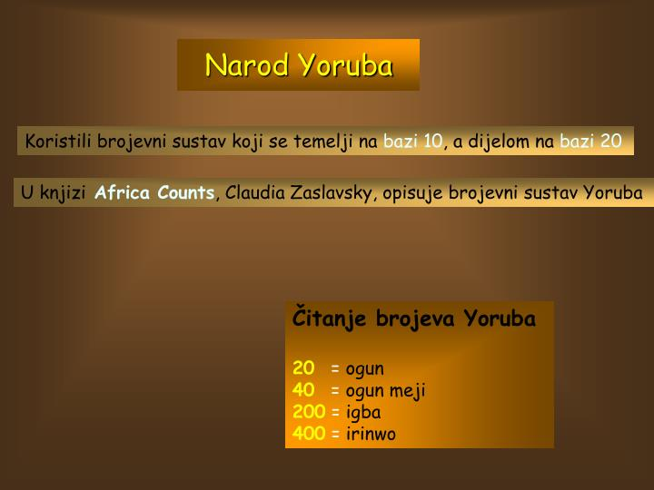Narod Yoruba
