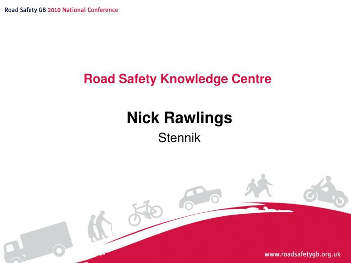Road Safety Knowledge Centre