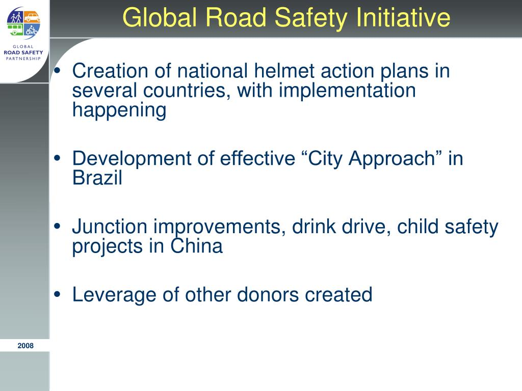 Global Road Safety Initiative