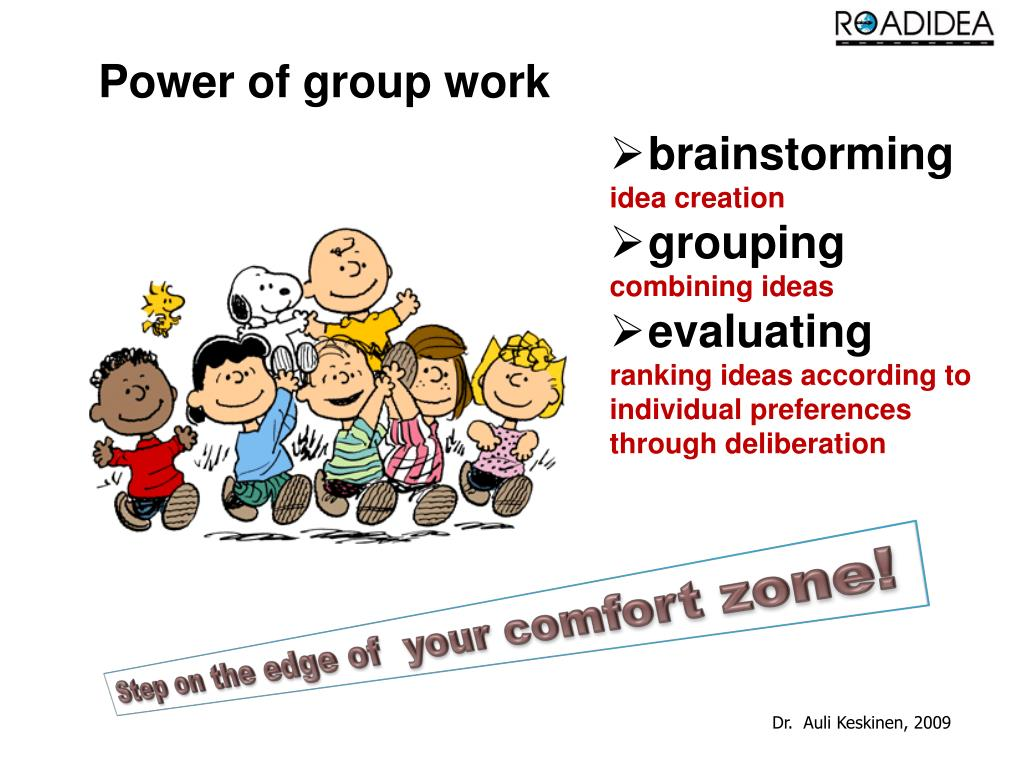 Power of group work