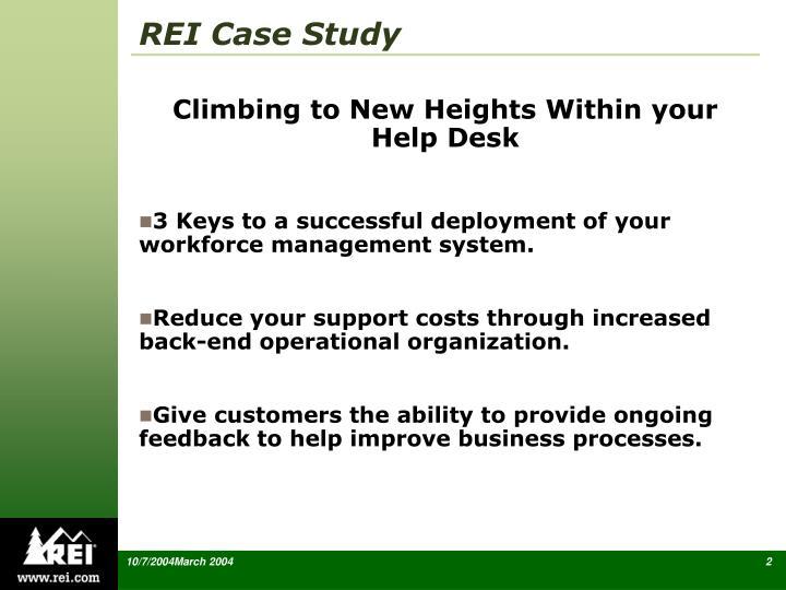 Rei case study1