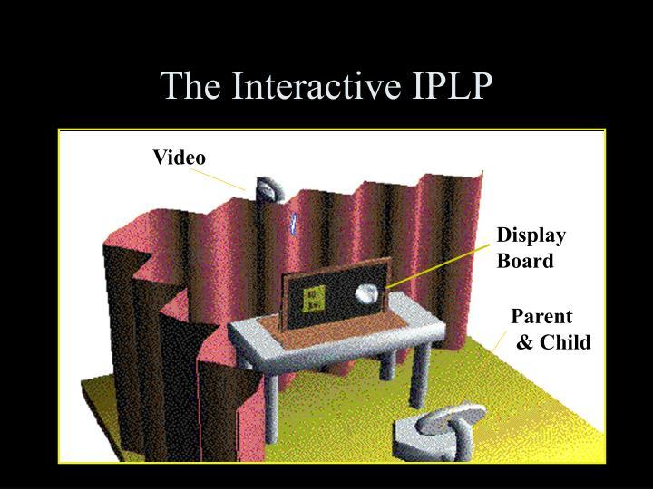 The Interactive IPLP