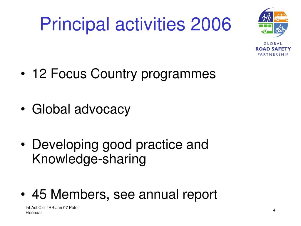12 Focus Country programmes
