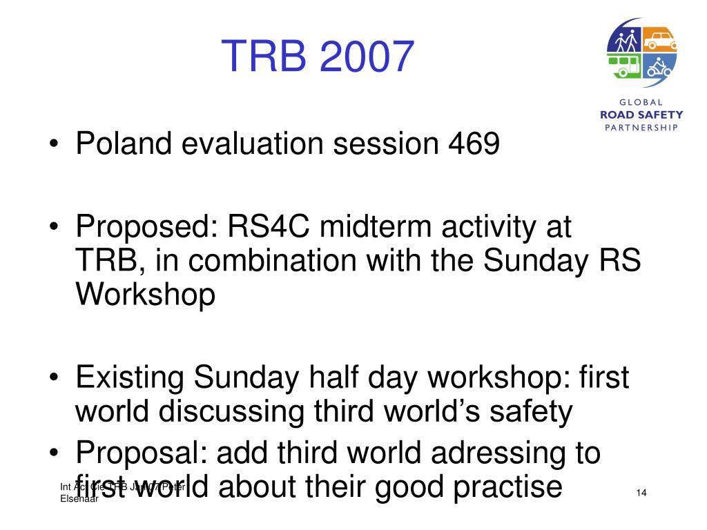 Poland evaluation session 469