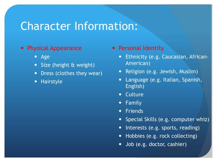 Ppt The Five Elements Of Fiction Powerpoint Presentation