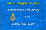 who is eligible to join