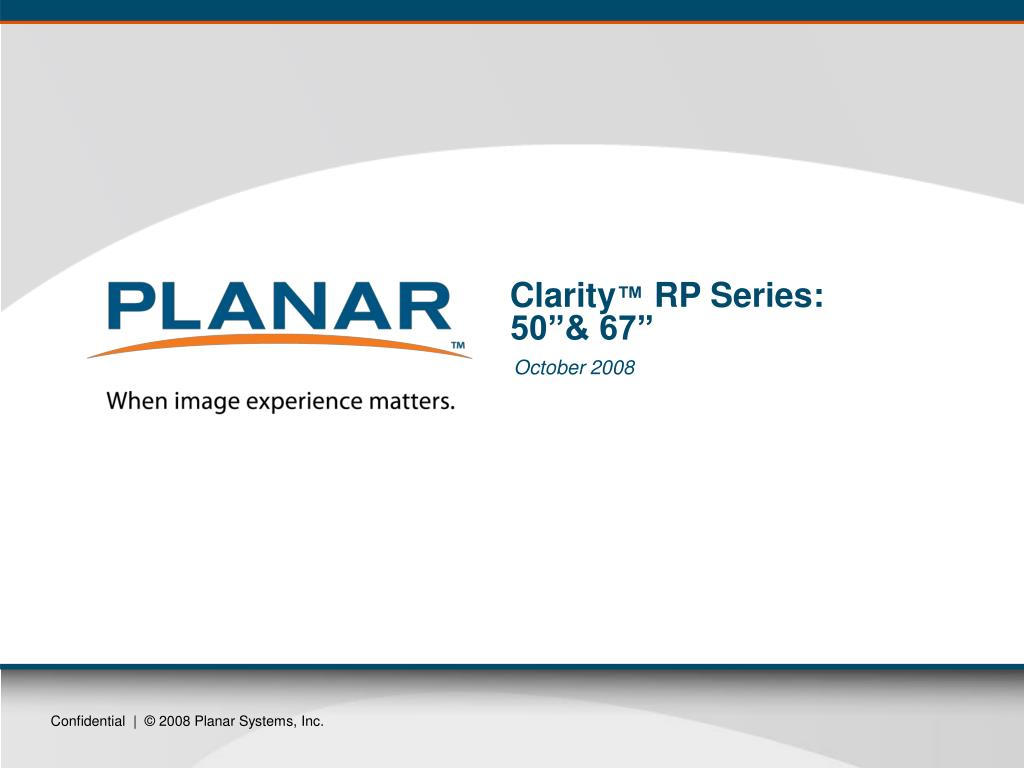 clarity rp series 50 67 l.