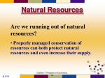 natural resources10
