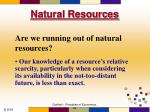 natural resources8