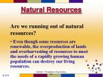 natural resources9