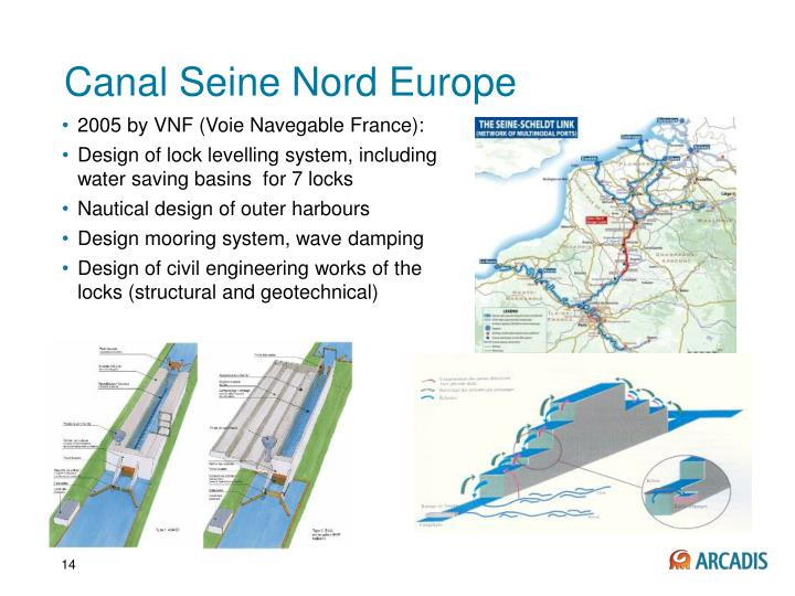 Canal Seine Nord Europe
