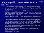 image acquisition cameras and sensors26