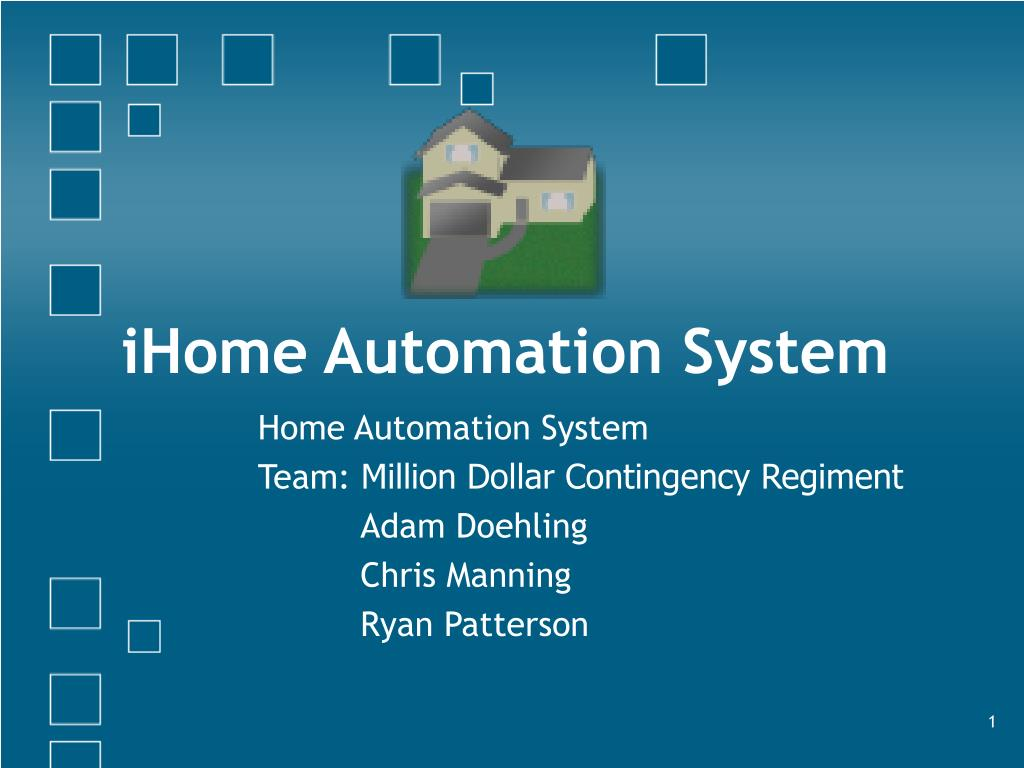 ihome automation system l.