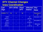 dtv channel changes iowa coordination70