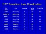 dtv transition iowa coordination65