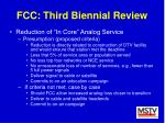 fcc third biennial review24