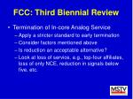 fcc third biennial review26