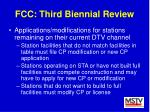 fcc third biennial review34