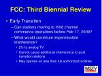 fcc third biennial review35